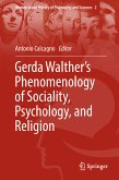Gerda Walther's Phenomenology of Sociality, Psychology, and Religion (eBook, PDF)