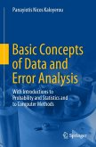 Basic Concepts of Data and Error Analysis (eBook, PDF)