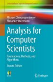 Analysis for Computer Scientists (eBook, PDF)