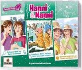 Hanni und Nanni - Teambox, 3 Audio-CDs
