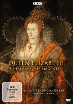 Queen Elizabeth und ihre Geheimagenten - Rosch,Philip