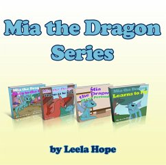 Mia the Dragon Series (Bedtime childrens books for kids, early readers)
