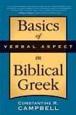 Basics of Verbal Aspect in Biblical Greek (eBook, ePUB)