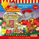 Benjamin Blümchen - Folge 140: Weihnachtsmarkt im Zoo (MP3-Download)