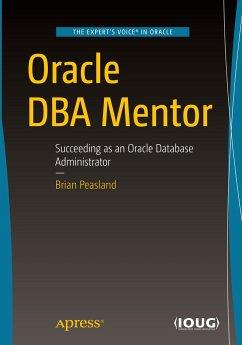 Oracle DBA Mentor - Peasland, Brian
