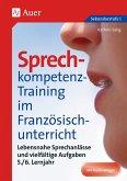 Sprechkompetenz-Training Französisch Lernjahr 5/6