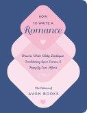 How to Write a Romance