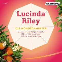 Die Mondschwester / Die sieben Schwestern Bd.5 (MP3-Download) - Riley, Lucinda
