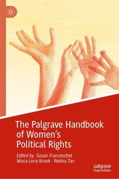 The Palgrave Handbook of Women's Political Rights (eBook, PDF)