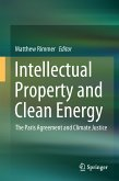 Intellectual Property and Clean Energy (eBook, PDF)