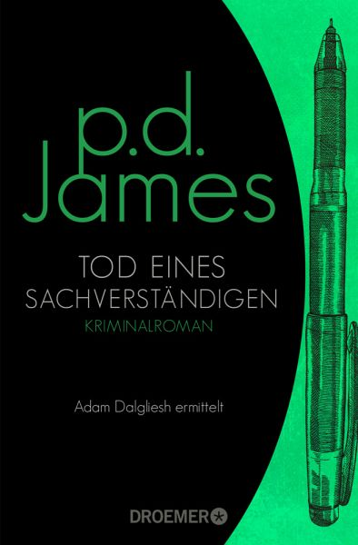 Buch-Reihe Adam Dalgliesh