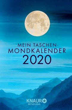 Mein Taschen-Mondkalender 2020 - Wolfram, Katharina