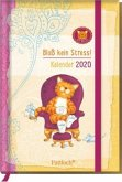 Om-Katze: Bloß kein Stress! Buchkalender 2020
