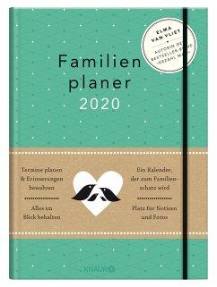Familienplaner 2020 - Vliet, Elma van