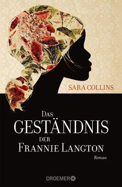 Das Geständnis der Frannie Langton - Collins, Sara