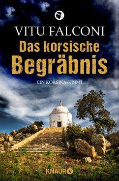 Das korsische Begräbnis / Korsika-Krimi Bd.1 - Falconi, Vitu