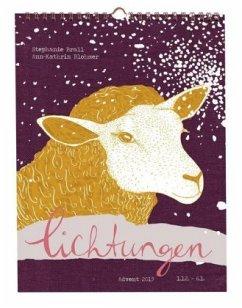 Lichtungen 2019 - Blohmer, Ann-Kathrin; Brall, Stephanie