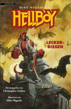 Hellboy 3 - Leckerbissen - Winslow, Don