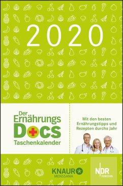 Der Ernährungs-Docs-Taschenkalender 2020 - Riedl, Matthias; Fleck, Anne; Klasen, Jörn