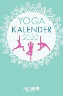 Yoga-Kalender 2020 - Carrasco, Birgit Feliz; Kerscher, Angelika