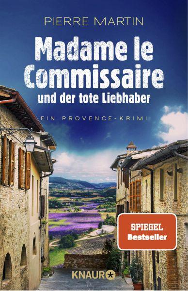 Buch-Reihe Kommissarin Isabelle Bonnet von Pierre Martin
