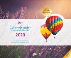 Der Lebensfreude-Inspirationen-Kalender 2020 - Wolf, Doris; Merkle, Rolf