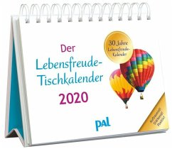 Der PAL-Lebensfreude-Tischkalender 2020 - Wolf, Doris; Merkle, Rolf
