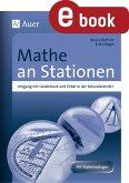 Mathe an Stationen Umgang mit Geodreieck (eBook, PDF)