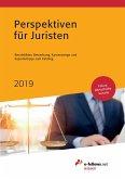 Perspektiven für Juristen 2019 (eBook, ePUB)