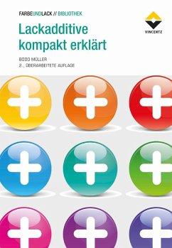 Lackadditive kompakt erklärt (eBook, ePUB) - Müller, Bodo