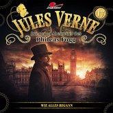 Jules Verne, Die neuen Abenteuer des Phileas Fogg, Folge 17: Wie alles begann (MP3-Download)