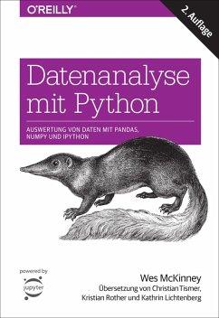Datenanalyse mit Python (eBook, PDF) - Mckinney, Wes
