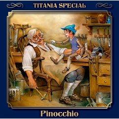 Pinocchio - Titania Special Folge 10 (MP3-Download) - Collodi, Carlo