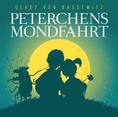 Peterchens Mondfahrt, 2 Audio-CDs - Bassewitz, Gerdt von