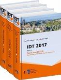IDT 2017 - Band 1, 2 und 3 als Gesamtpaket