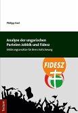 Analyse der ungarischen Parteien Jobbik und Fidesz (eBook, PDF)