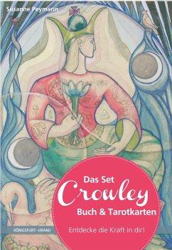 Das Set Crowley-Tarot - Peymann, Susanne