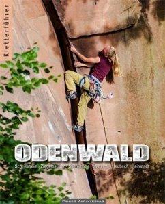Kletterführer Odenwald