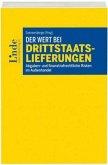 Der Wert bei Drittstaatslieferungen (f. Österreich)