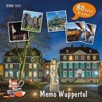 FindeFuxx Memo Wuppertal, m. 1 Buch