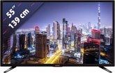 Sharp LC-55UI7552E 139 cm (55 Zoll) Fernseher (4K / Ultra HD)