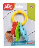 Simba 104010181 ABC Lustiger Seehund Badespielzeug Spielzeug