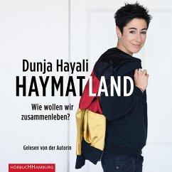 Haymatland (MP3-Download) - Hayali, Dunja