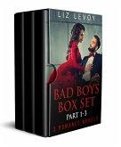 Bad Boys - Box Set (Part 1-3) (eBook, ePUB)