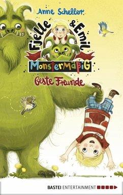 Monstermäßig beste Freunde / Fjelle und Emil Bd.1 (eBook, ePUB) - Scheller, Anne