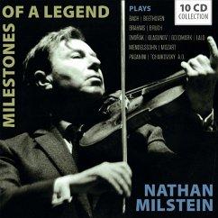 Milestones Of A Legend - Milstein,Nathan