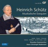 Musicalische Exequien Swv 279-281(Schütz-Ed.Vol.3