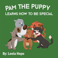 Pam the Puppy Learns How to be Special (Bedtime childrens books for kids, early readers)