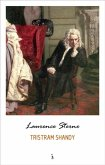 Life and Opinions of Tristram Shandy, Gentleman (Illustrated) (eBook, ePUB)