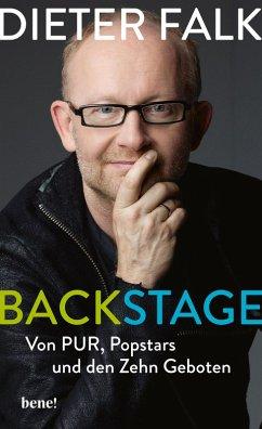 Backstage (eBook, ePUB) - Falk, Dieter